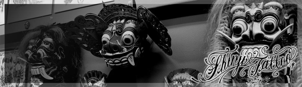 タトゥー 大阪 | Shinji Tattoo (シンジタトゥー) 刺青彫師